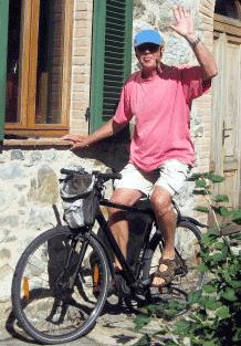 Lutz-Fahrradfahrer