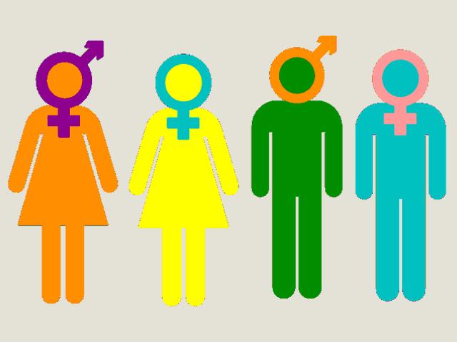 Frauen im gespräch mit einem mann online-dating