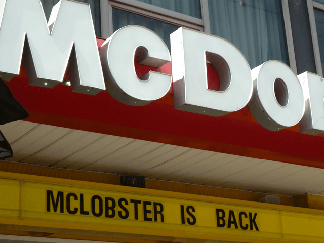 Fast Food in Kanada