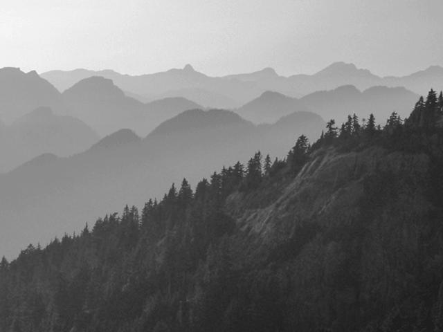 Vancouver-Hiking