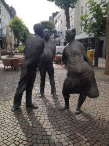 Drei Schwätzer