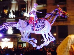 Dia de los Reyes in Barcelona