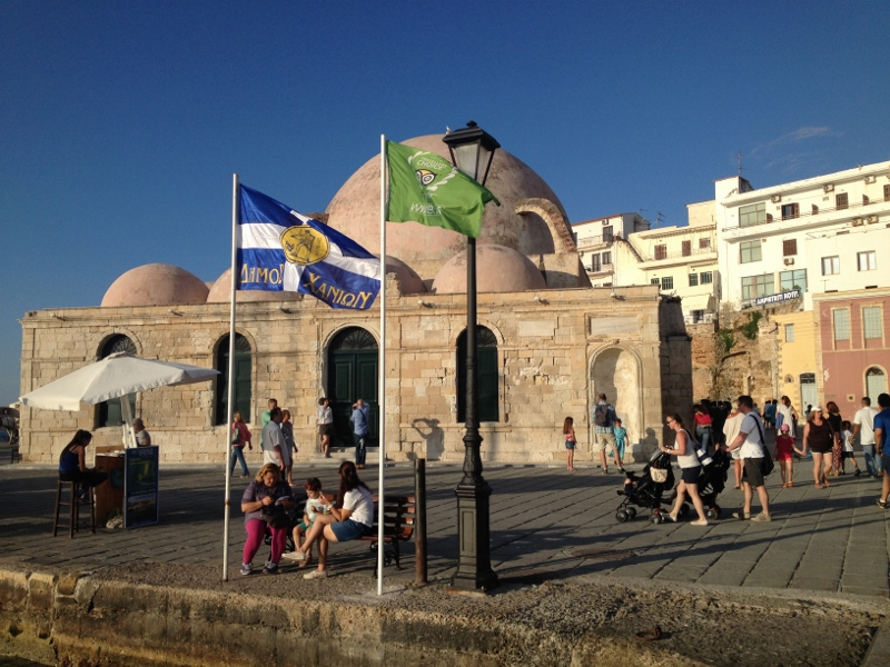 Moschee in Chania