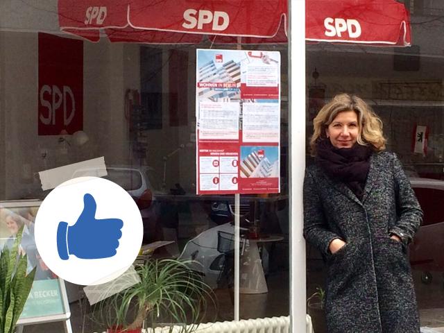 SPD - Wie werde ich Mitglied