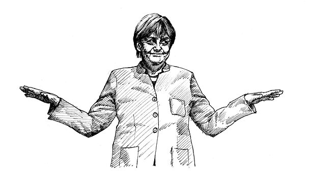 Angela Merkel wird oft für ihre Politik kritisiert