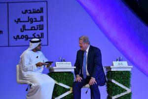 Fahim interviewt Al Gore