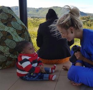Hebamme, Afrika, volunteer, Familie, Geburt