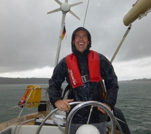 Segeln, Abenteuer, Ben Hadamovsky