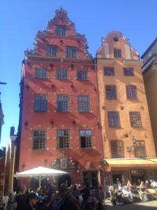 Stockholm, Kurzurlaub, Staedtereisen, Stortorget