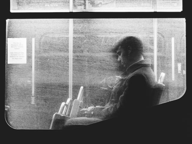 Kommunikation, Zwischenmenschlich, Menschen im Bus