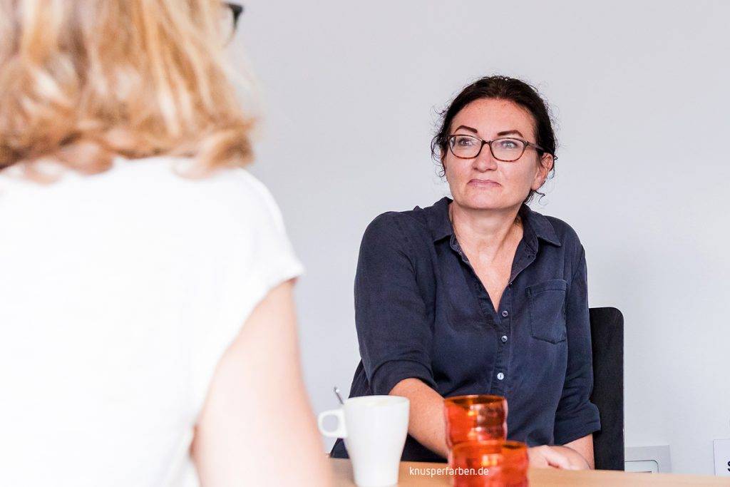 Miriam Koch im Interview mit Ohfamoos
