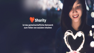 Sharity net