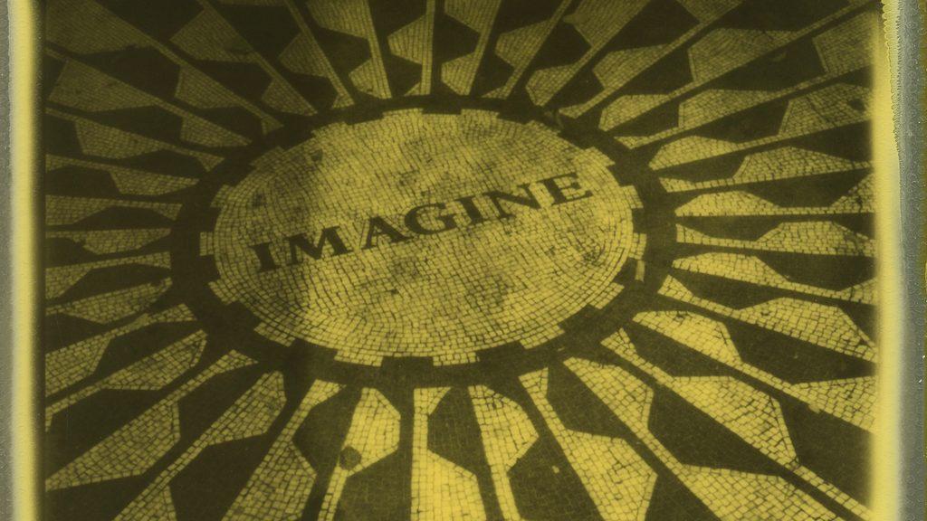 Imagine - Strawberry Fields - New York