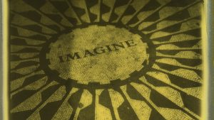 Imagine - Strawberry Fields - New York