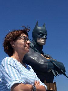 Sonja und Batman