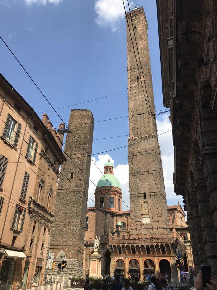 Die Tuerme von Bologna