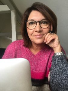 Sonja Ohly nimmt ihren Elan aus ihrer Neugier