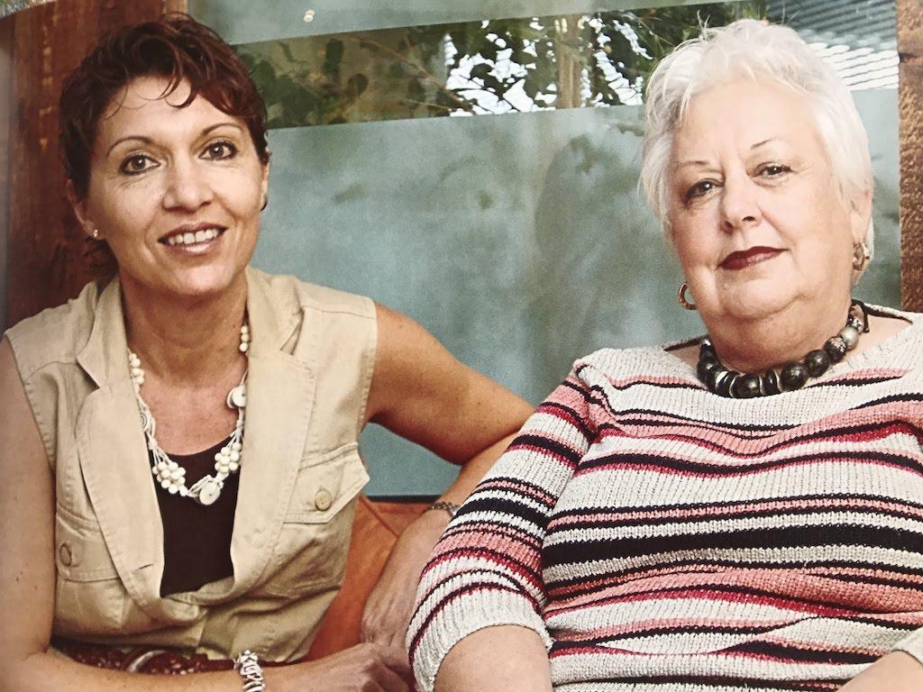 Eiluned und Sonja Ohly