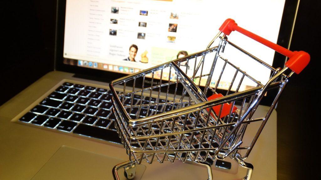 Einkaufen im Netz und die Wegwerfgesellschaft