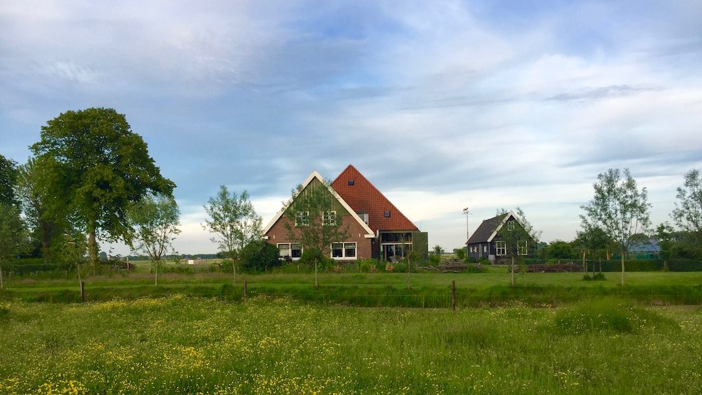 Bed and Breakfast in Holland