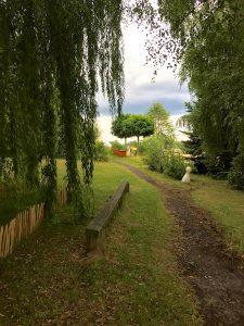 Garten Mintrops Landhotel ohfamoose Unkonferenz