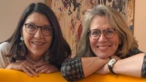 Sonja Ohly und Elke Tonscheidt