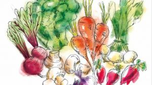 Vitamine stecken in Gemüse