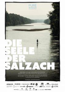 Filmposter des Films Die Seele der Salzach