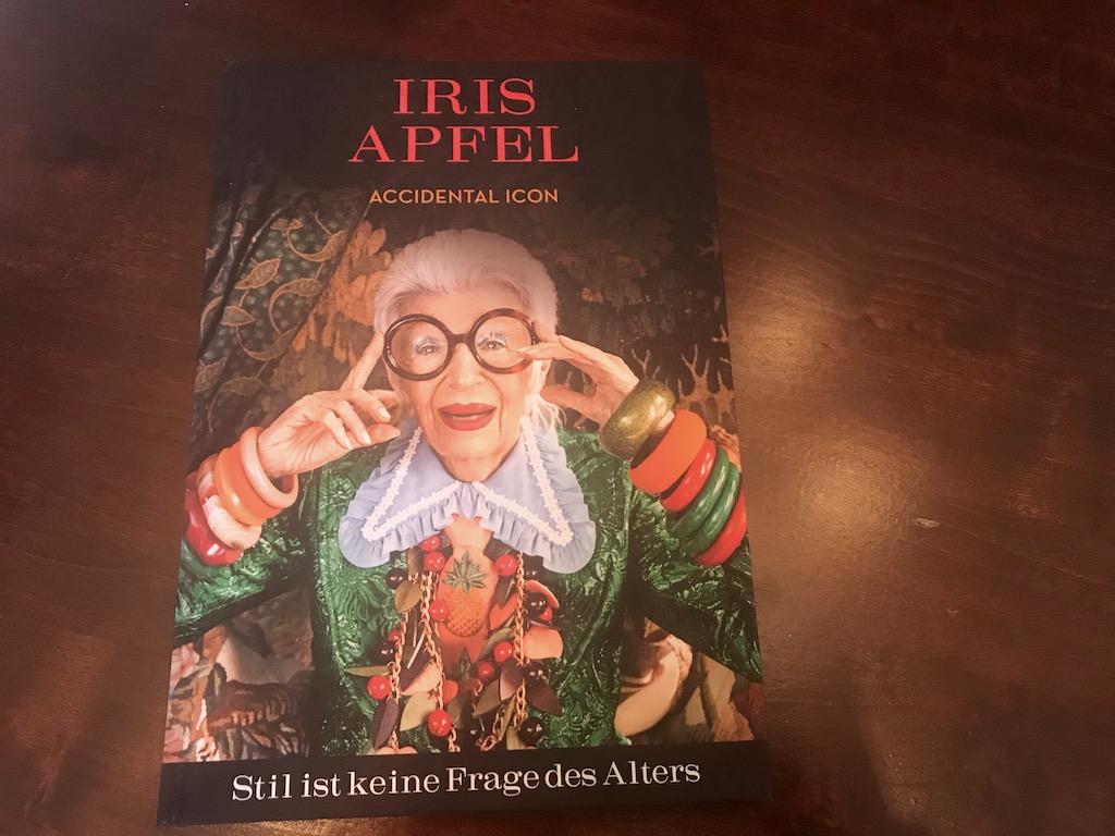 Iris Apfel Stilikone nicht nur in Amerika