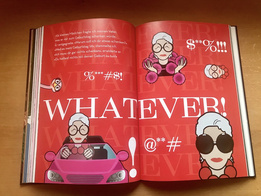 Whatever Iris Apfel