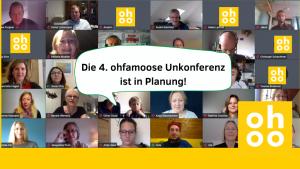 ohfamoose Unkonferenz