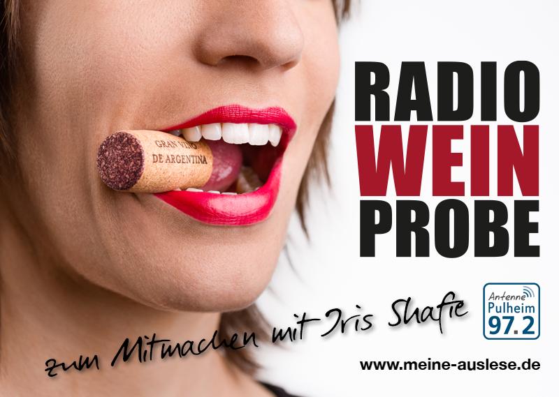 Radio-Weinprobe