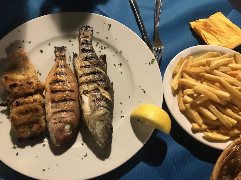 Fischkonsum