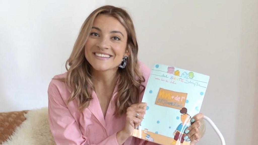 Anna Kinderbuchautorin