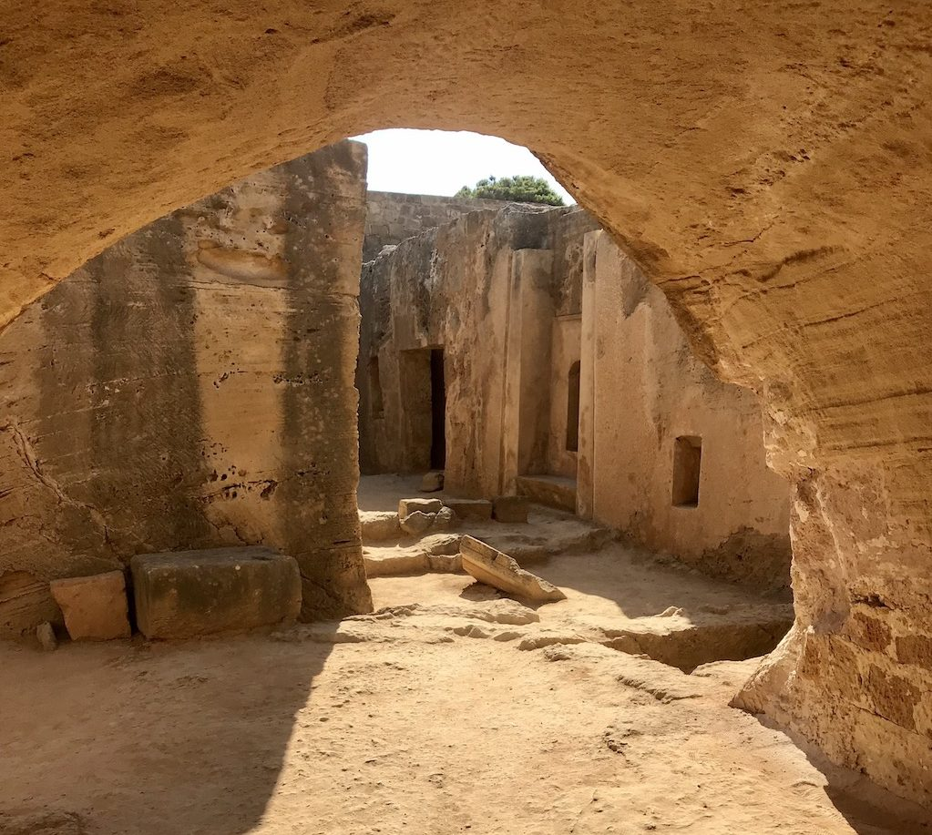 Königsgrab Paphos